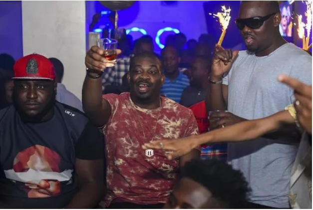 Don Jazzy Celebrates Birthday