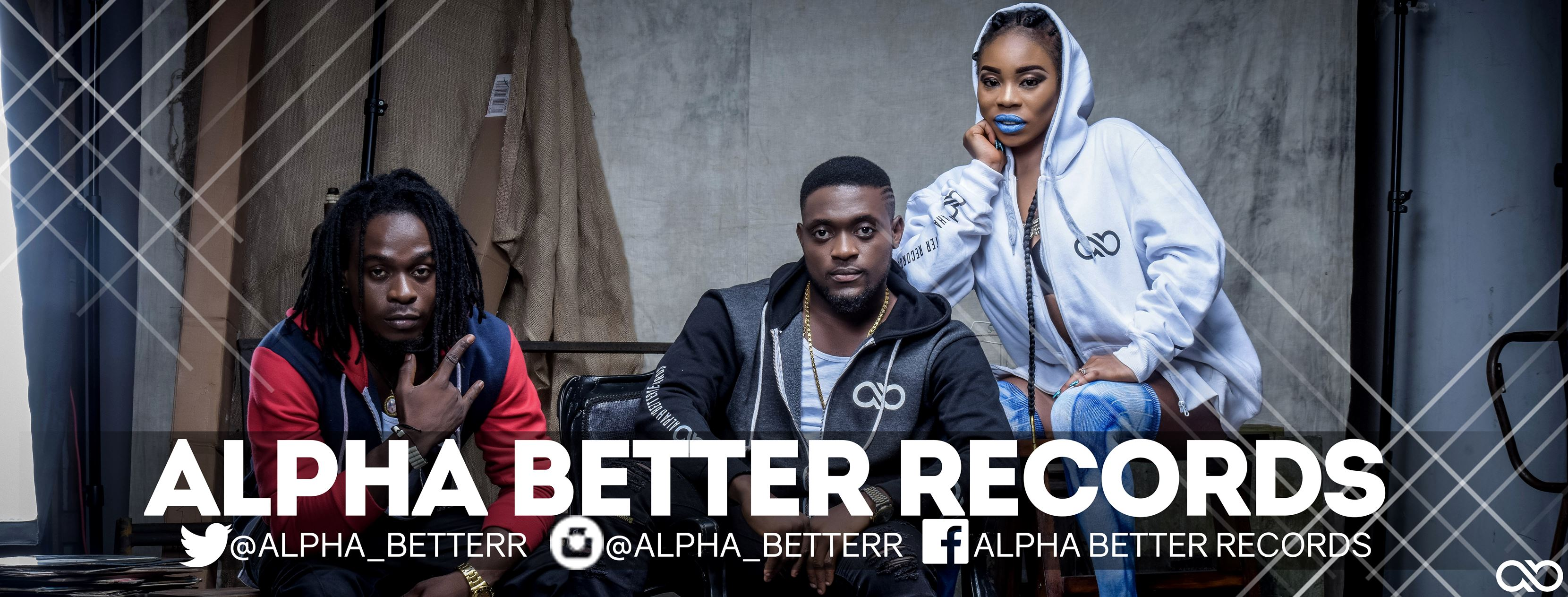 Mr. Leo, Salatiel and Askia (faces of Alpha Better Records)
