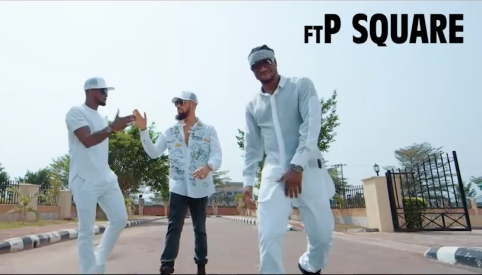 Phyno Feat. P Square Financial Woman