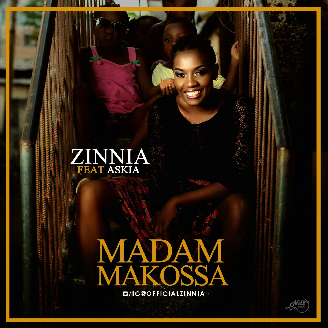 Zinnia Feat Askia - Madam Makossa