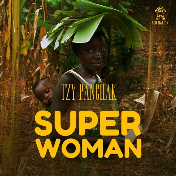 Tzy Panchak SuperWOman
