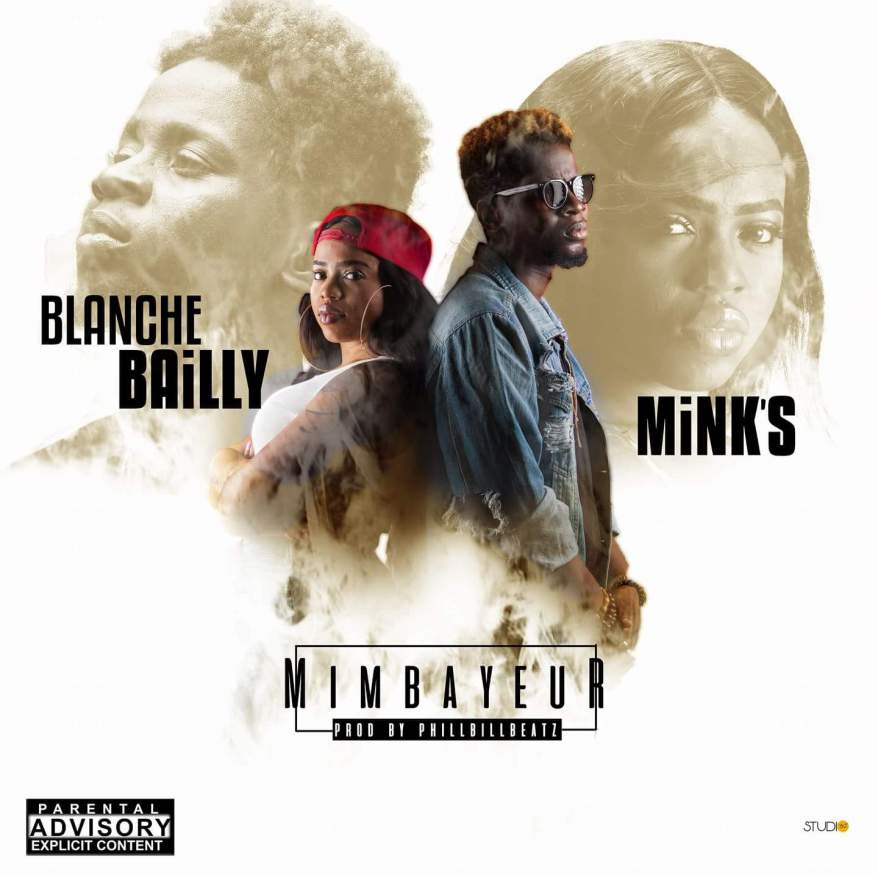 Blanche Bailly Feat. Minks Mimbayeur