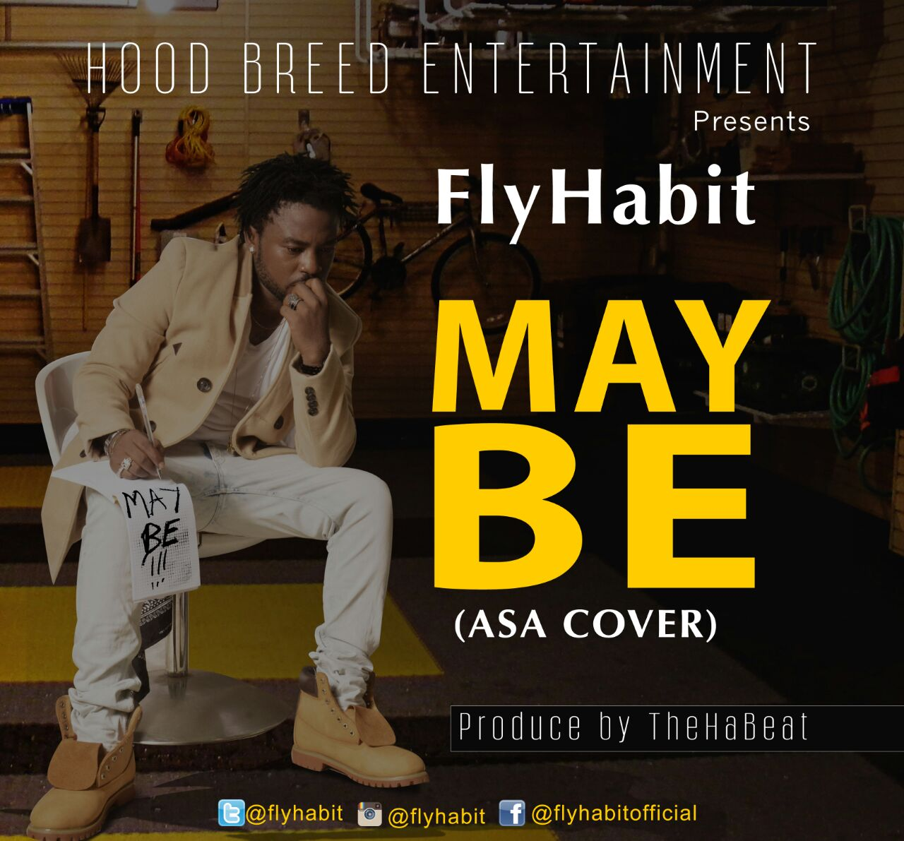 Flyhabit Maybe (Asa Cover)