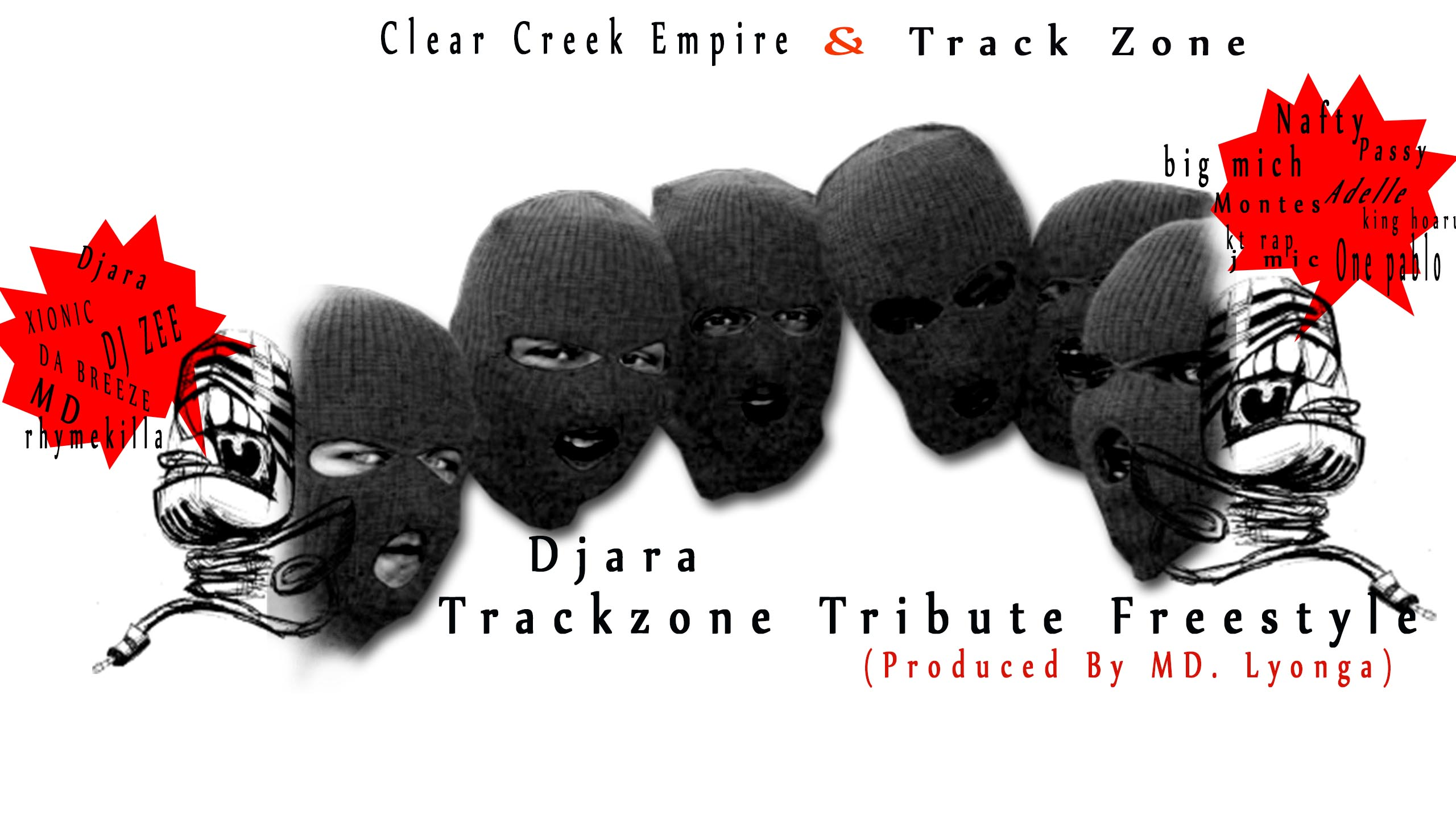 Djara - Trackzone Tribute Freestyle