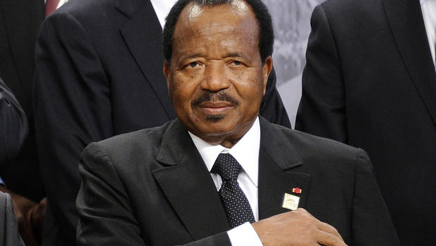 VIDEO+Pictures] Guess Which Ex-Minister of Paul Biya is