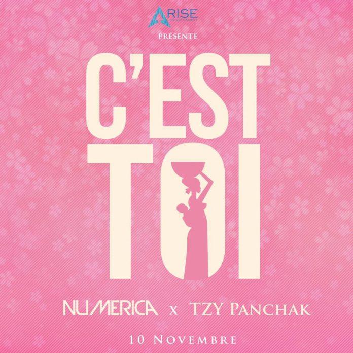 Numerica feat Tzy Panchak - Cest Toi
