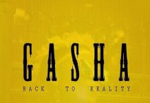 Gasha Back To Reality Official Artwork