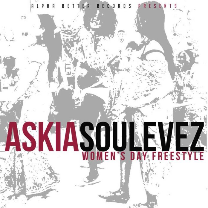 Askia - Soulevez Freestyle [Happy Womens Day]