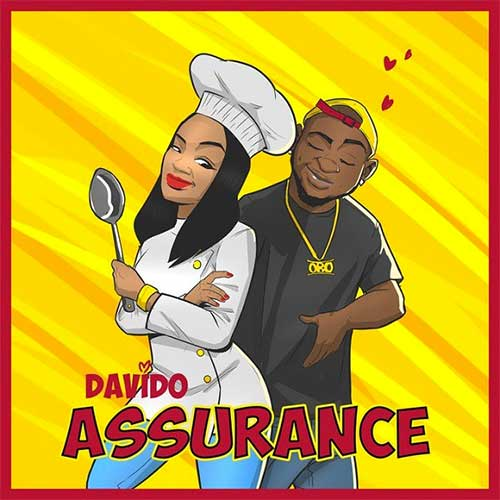 Davido - Assurance (Official Artwork)