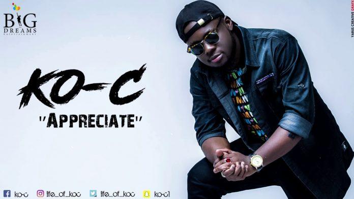 KoC Appreciate Freestyle