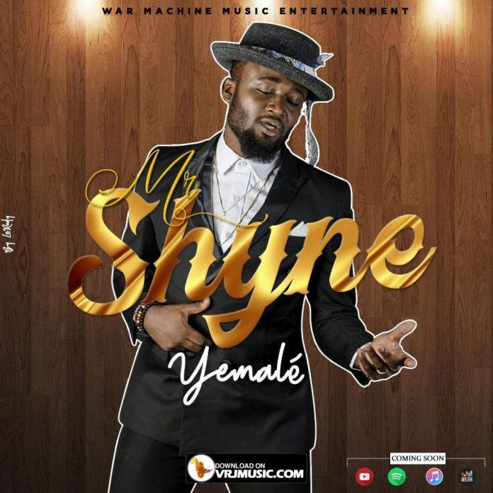 Yemale Mr.Shyne