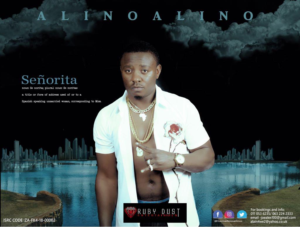Alino Alino - Senorita Official Cover Art