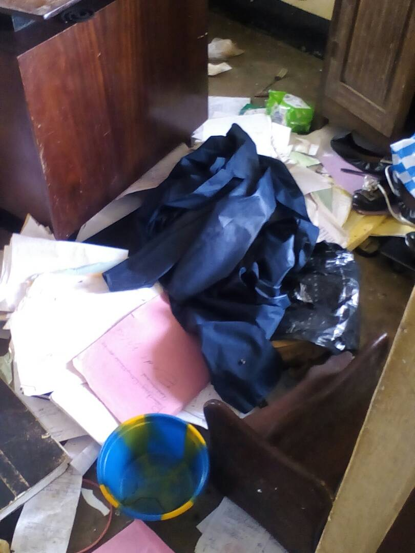 Attack at Muyuka Police stattion