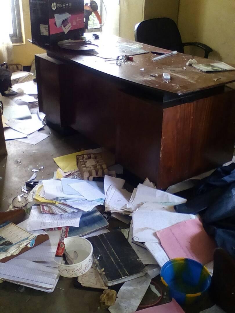 Attack at Muyuka Police stattion3