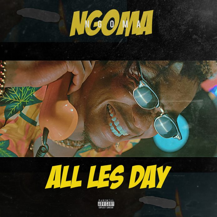 Ngoma-All-les-day-artwork