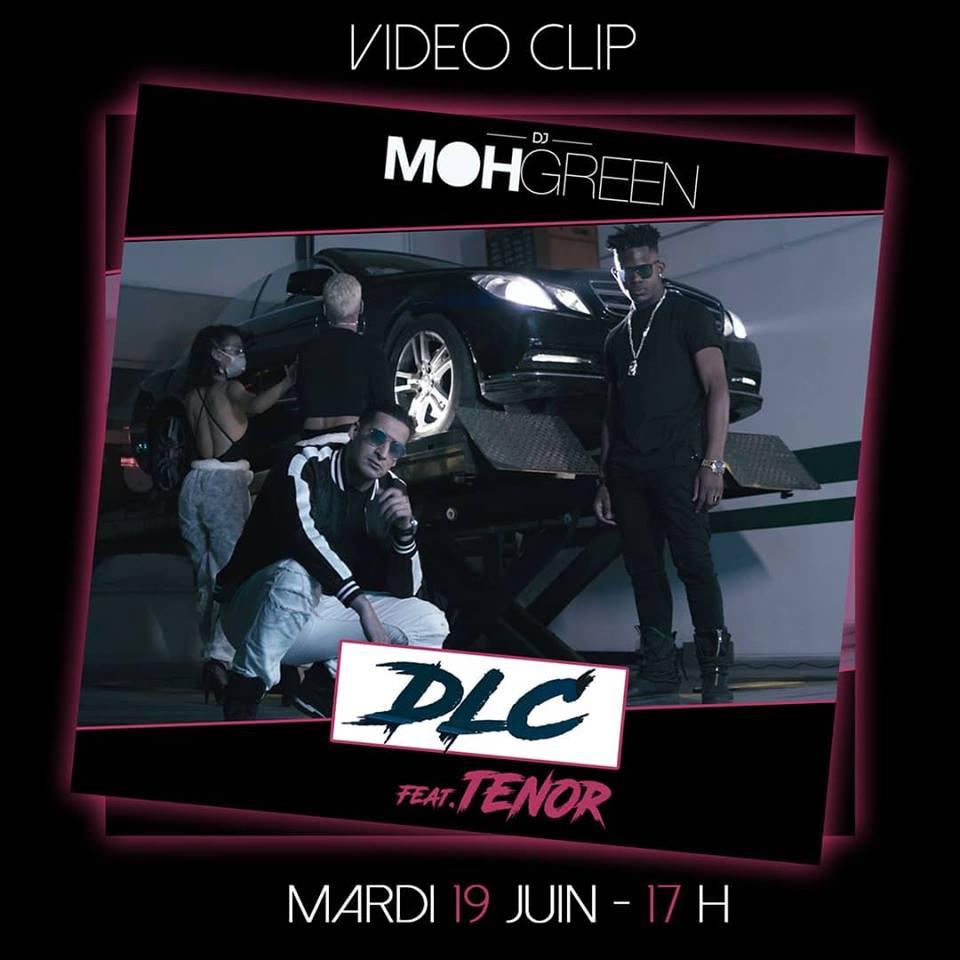 TEnoh DJ MOh Green