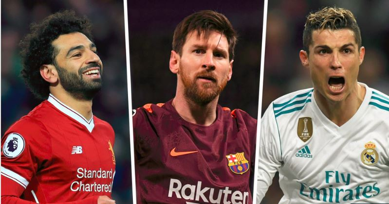 Top Scorers in Europe