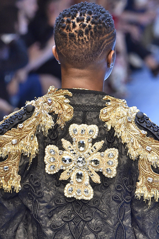Dolce & Gabbana - Runway - Milan Men's Fashion Week Spring/Summer 2019