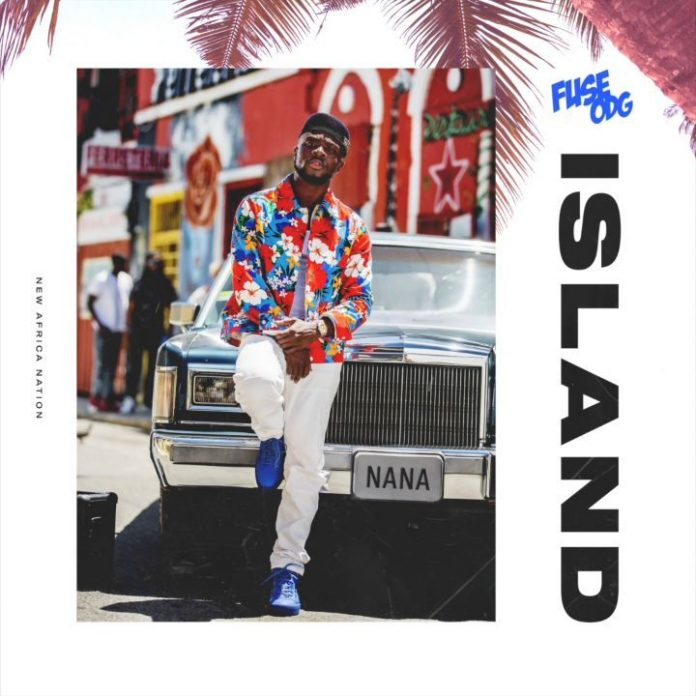 Fuse ODG Island Artwork