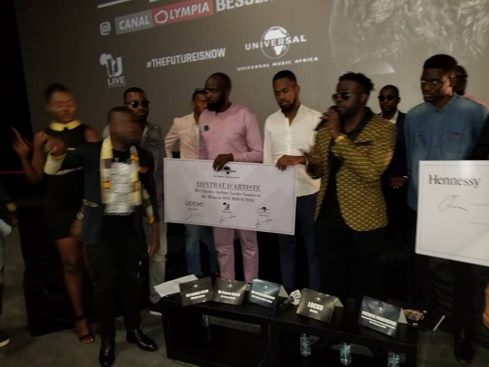 Locko Signs with Universal Music Africa and Bags and Endorsement Deal with Henessy