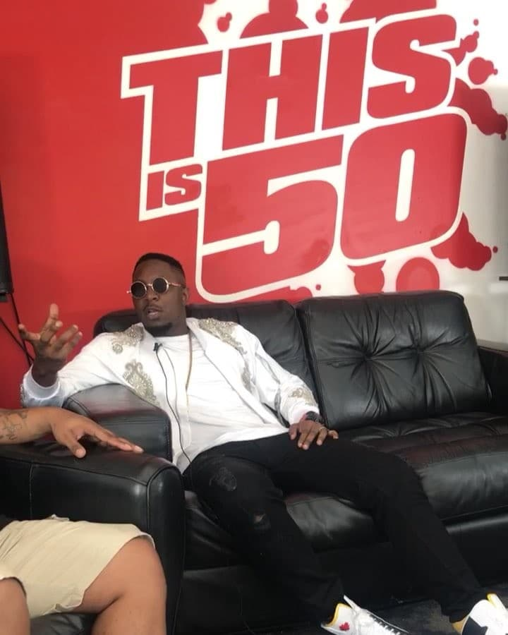 Stanley Enow at thisis50.com