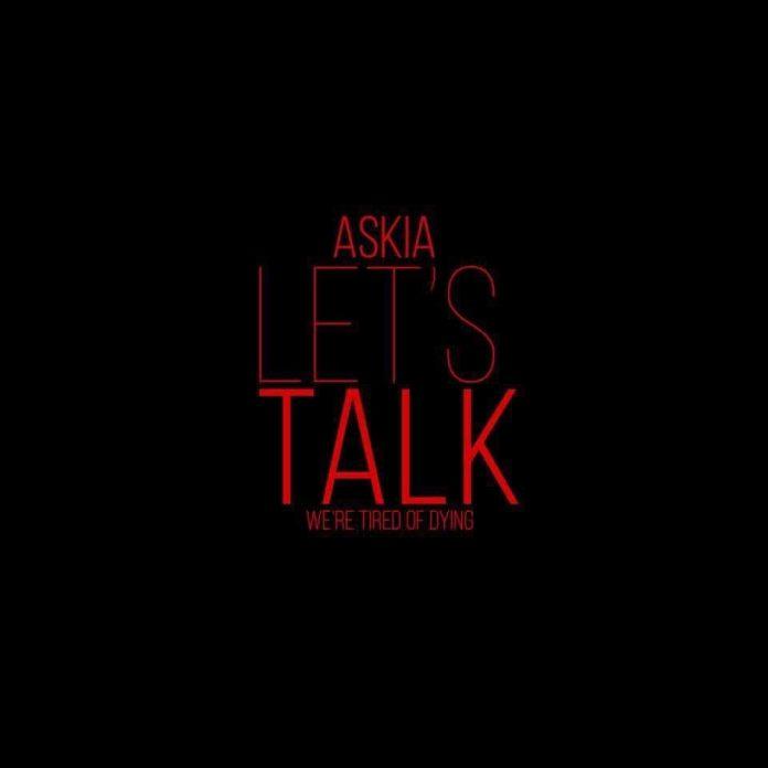 Askia - Lets Talk