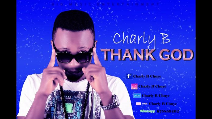 Charly B - Thank God