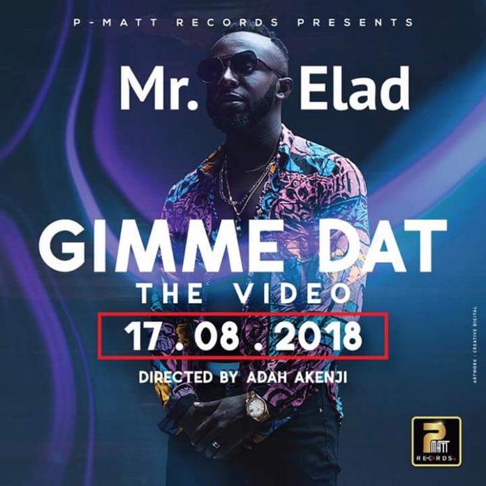 Mr. Elad Gimme Dat