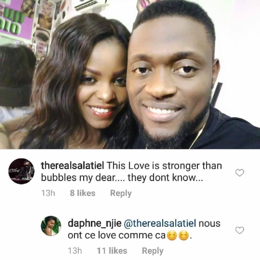 Salatiel_Daphne_critiqsite_Dating_Cameroon Showbiz