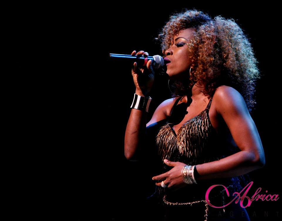 Adele Clarice (Cameroonian Musician)