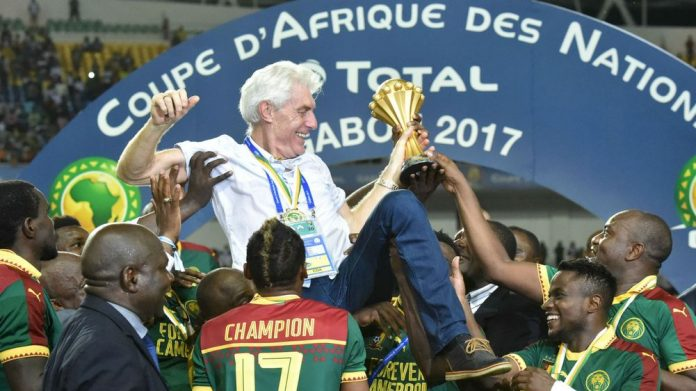 Cameroon 2017 AFCON VICTORY