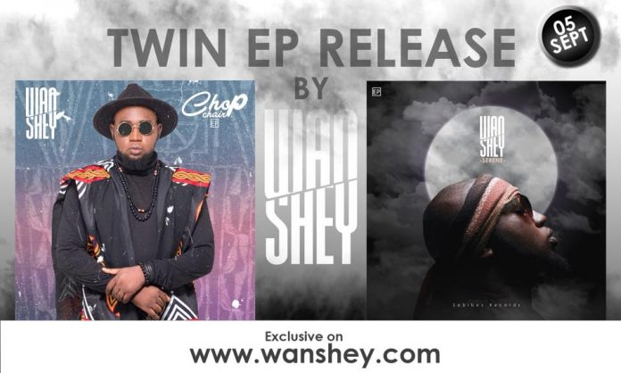 Wan Shey Twin EP