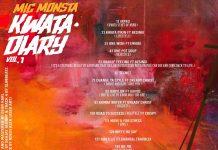 TrackList of Mic Monsta's Kwata Diary