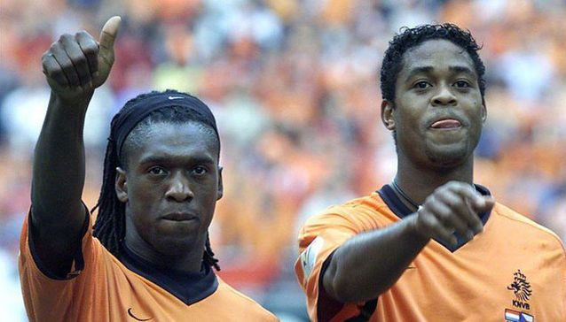 Seedorf-and-Kluivert-coach-Cameroon