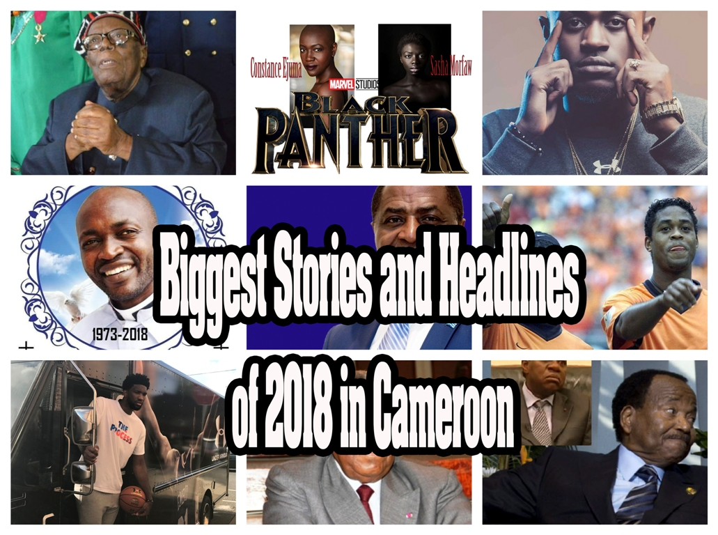 Here are Some of the Biggest Stories and Headlines of 2018 in Cameroon