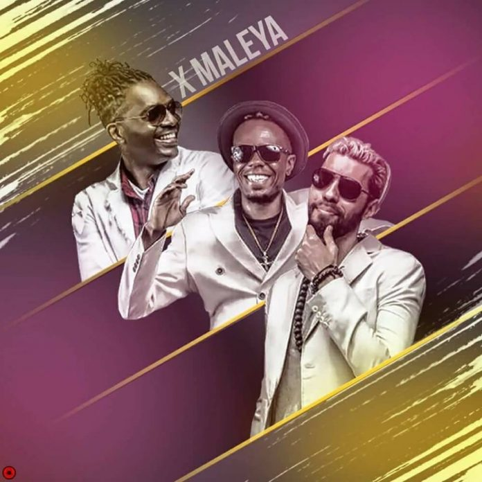 X-Maleya Feat Blanche Bailly