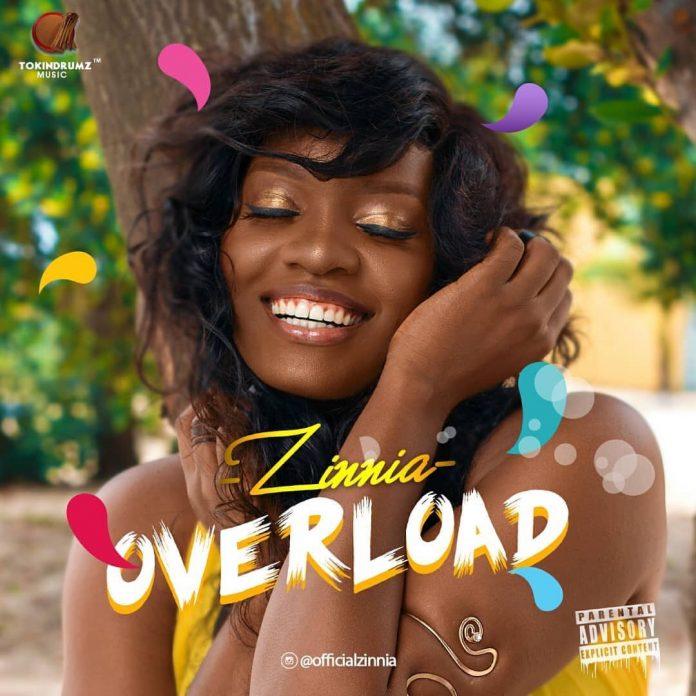 Zinnia - Overload (Official Video Artwork)
