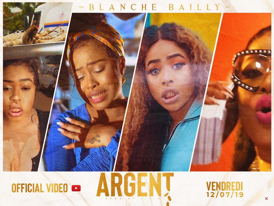 Blanche Bailly - Argent