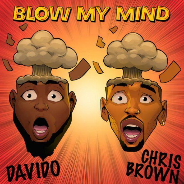 Davido Feat. Chris Brown - Blow My Mind