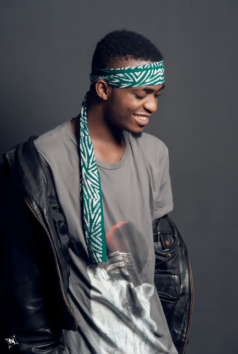 Jigi (Legaci - Cameroonian Afro Soul Music Artist)