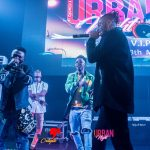 Drae Boy and Thee 808 Nation Performing at Urban Night