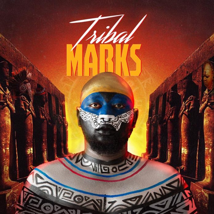 Wan Shey (Tribal Marks Album Front Cover)
