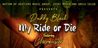 Daddy Black My Ride or Die featuring ChoirMaster ( cover art