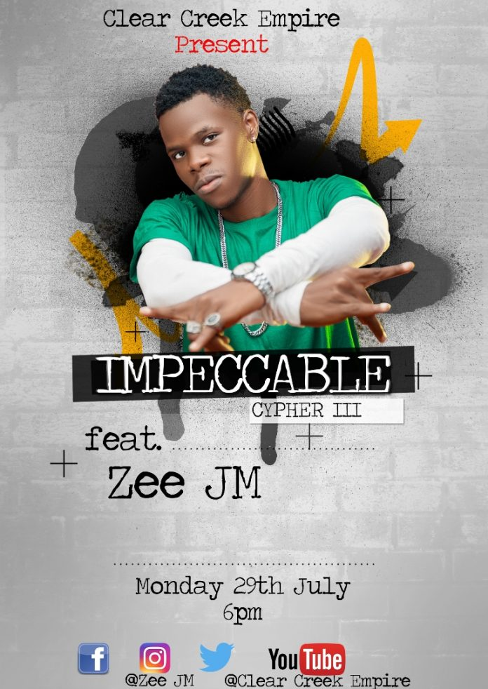 Zee JM Impeccable Cypher III