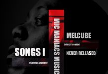 MELCUBE - SONGS I NEVER RELEASED EP