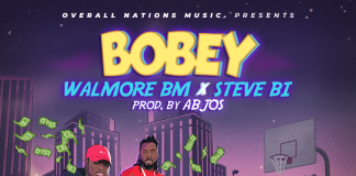 Walmore BM & Steve BI - BOBEY (Official Cover Art)