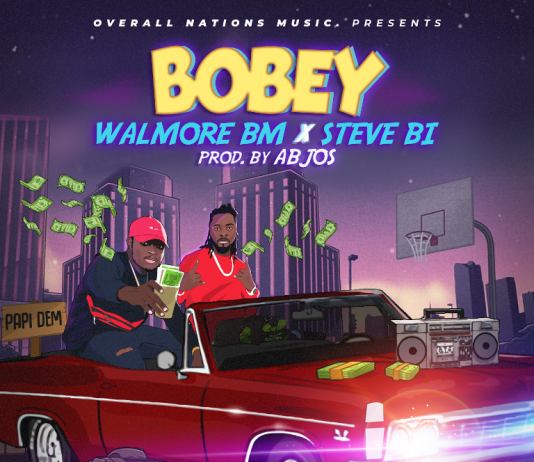 Walmore BM & Steve BI - BOBEY (Official Cover Art)