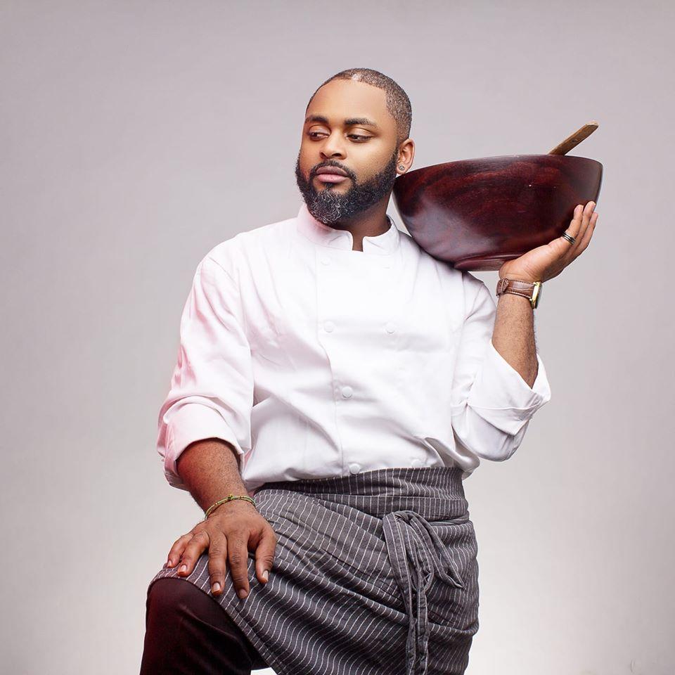 Chef Ali (Professional Chef & Rapper)