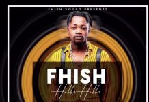 Fhish - Holla Holla (Official Artwork)