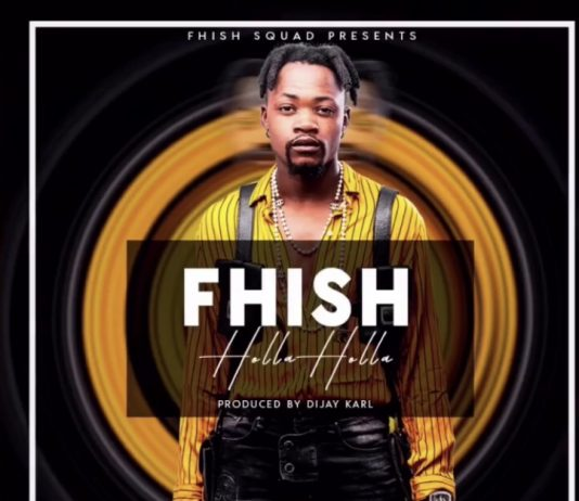Fhish - Holla Holla (Official Artwork)